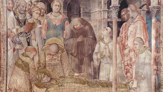 Seguros de decesos: la Edad Media
