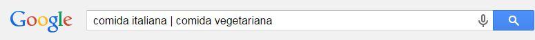 trucos de google OR