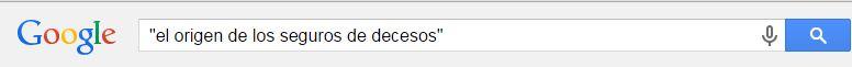 trucos de google búsqueda exacta
