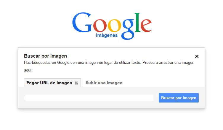 trucos de google subir imagen