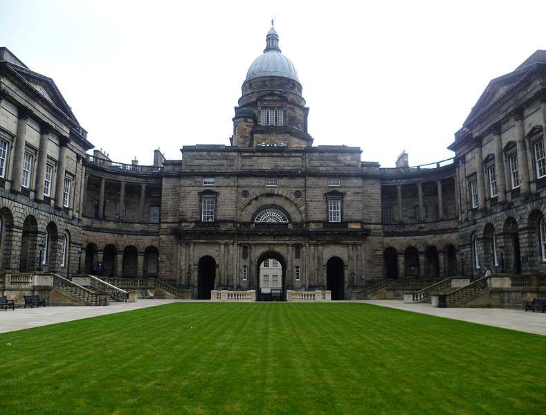 Universidad de Edimburgo, Escocia