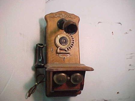 strowger telefono marcación por discado