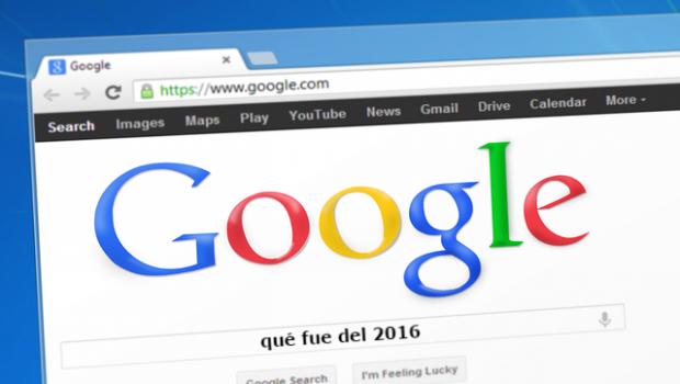 Lo más buscado en Google España en 2016