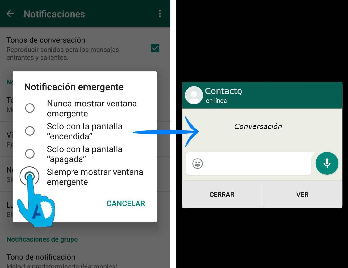 como-activar-notificacion-emergente-en-whatsapp
