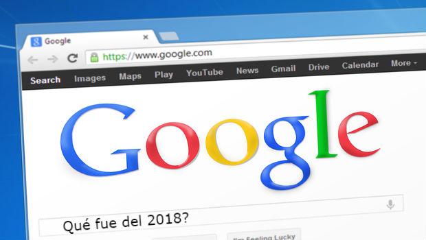 Lo más buscado en Google España en 2018