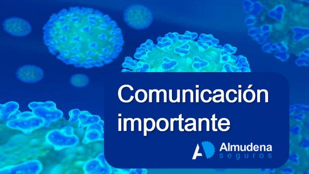COMUNICACIÓN CORONAVIRUS